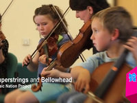 SUPERSTRINGS and BELLOWHEAD - Music Nation project