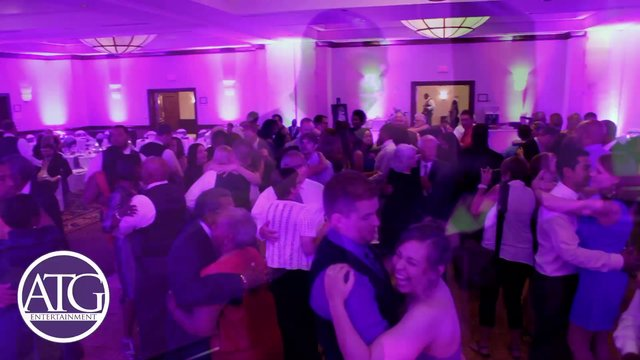 Charlotte Wedding DJ at The Crowne Plaza Charlotte NC