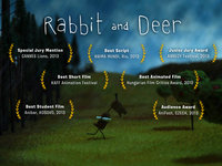 Rabbit and Deer / Nyuszi és Őz – TRAILER