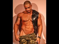 Huge Brazilian Muscle Man