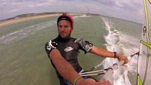 windsurf les coussoules 2013 Aout