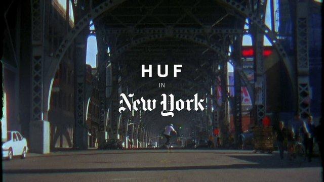 HUF in New York