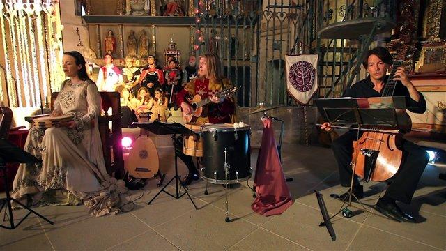 Elfenthal Ensemble en Artajona medieval 2013
