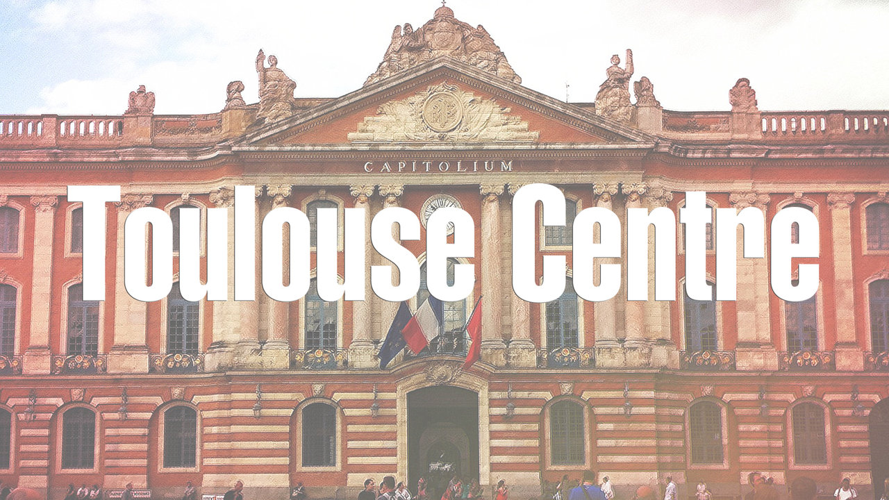 Toulouse centre immobilier toulouse on vimeo for Location appartement atypique toulouse centre