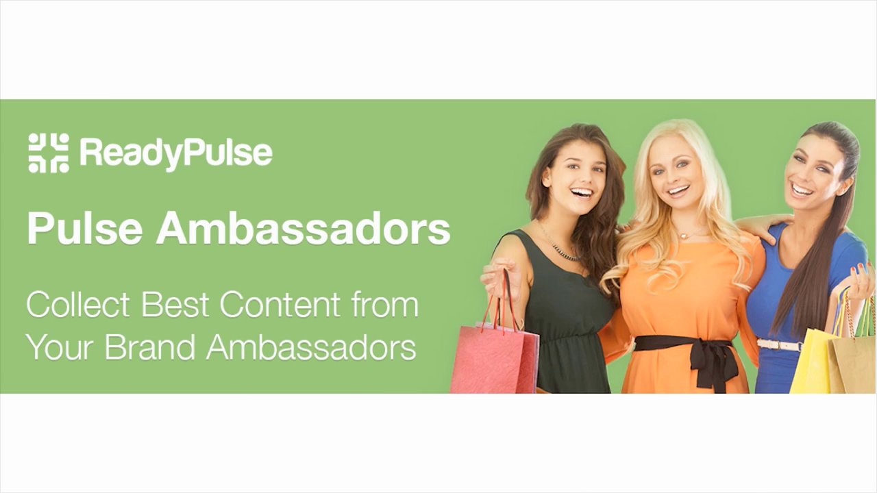 Pulse Ambassadors from ReadyPulse