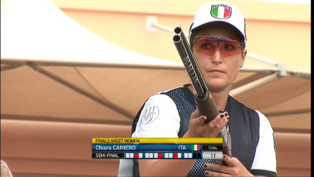 World Cup 2013 Al Ain (UAE) Skeet Women