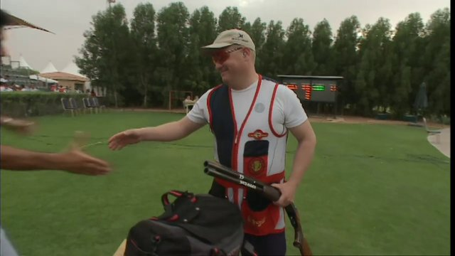 World Cup 2013 Al Ain (UAE) Skeet Men