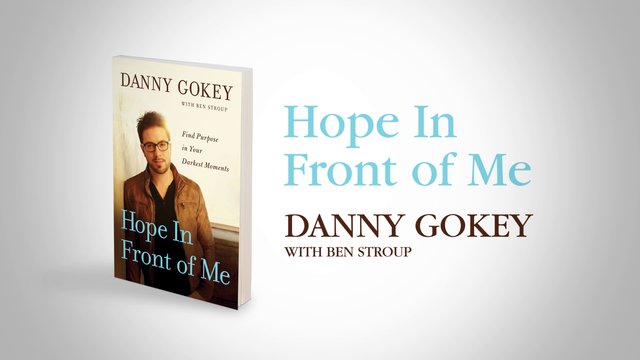 Danny Gokey Hope in Front of Me Ben Stroup