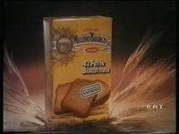 Barilla Mulino Bianco Fette Biscottate (1982)