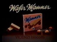 Vicenzi Manner Wafer (1983)