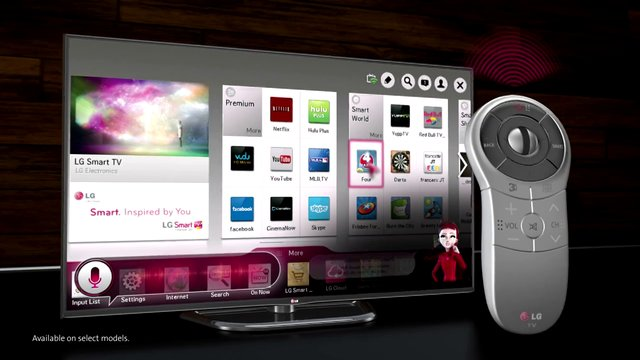 LG Smart Plasma TV Product Video