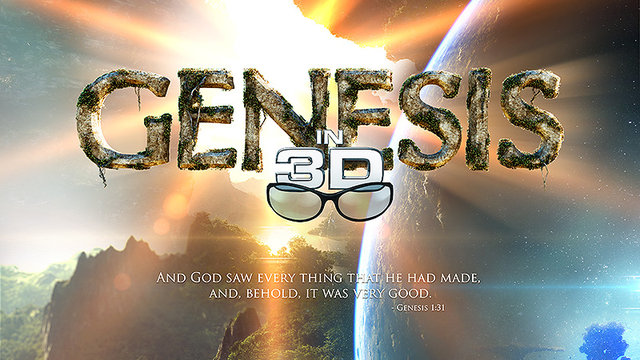 Genesis 3D Movie