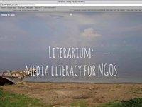 Literarium: meediapädevus MTÜ-le (2013)