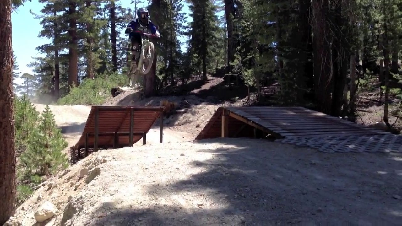 My MTB Adventure - Bike Parks on Vimeo - My trips to Big bear, Mammoth, Northstar, and Whistler.