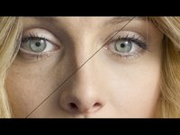 Ретушь лиц в видео. Beauty retouching in video.