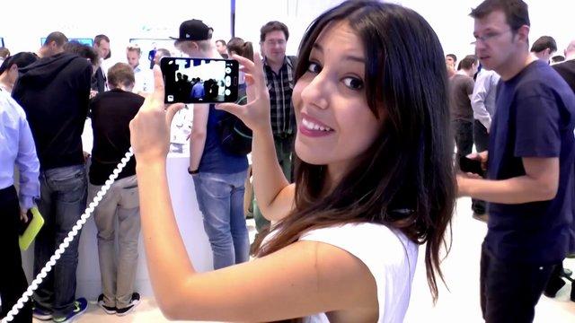 Samsung Galaxy Note 3: toma de contacto