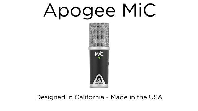 Apogee MiC 96k