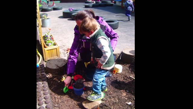 Rethinking The Outdoor Learning Environment