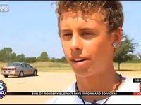 Boy returns money that his dad had stolen