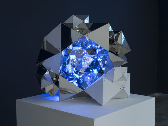 """""""Primitives (This Could be an Extraordinary Find)"""" (2013) by Aranda\Lasch and Casey Reas"""