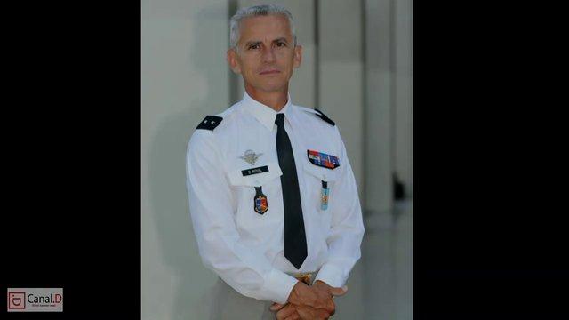 Entrevue avec le Général Benoît Royal