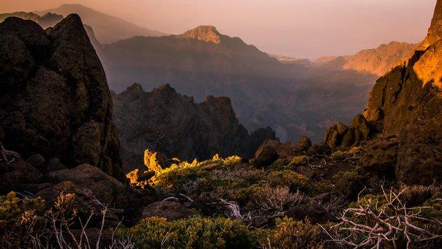 Hiking the GR131 (Part 2: El Pilar - Roque de Los Muchachos)
