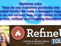 Marriage Advice from Justin and Trisha Davis