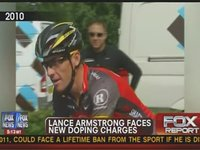 Lance Armstrong faces fresh doping charge: Mike Bako on Fox News