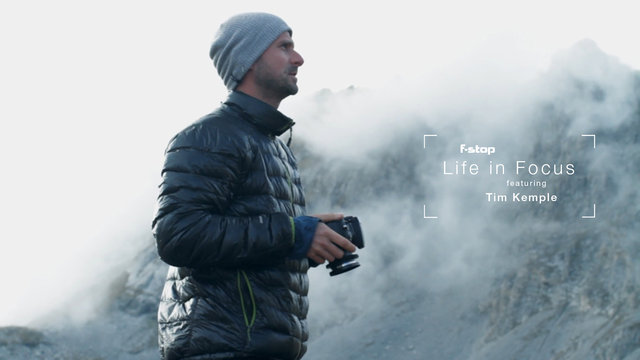 Life in Focus E01 - Tim Kemple