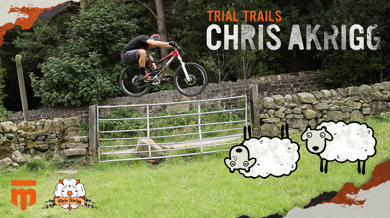 Trial Trails on Vimeo - Never really know what to say in this little box! I guess the original idea behind this edit was to go for a spin without getting off for them bloody gates, cliffs,…