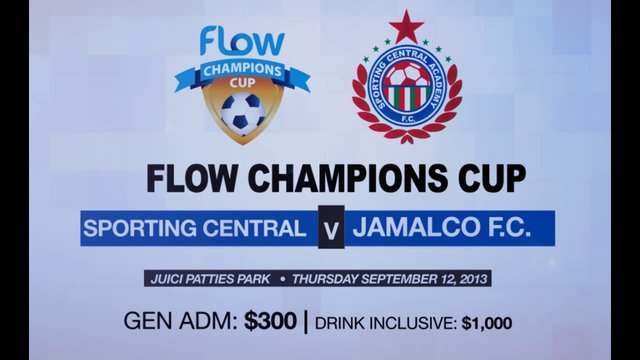 SPORTING CENTRAL 15 SEC AD - FLOW CUP