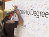 University of Hawaii community college students pledge to Agree to Degree
