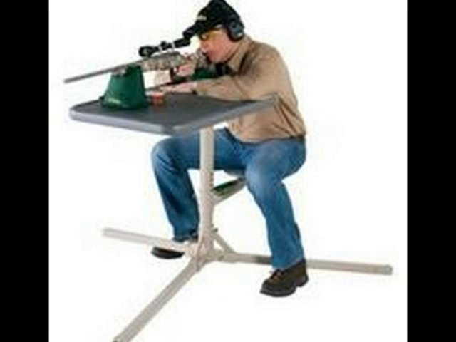 Caldwell Stable Table Portable Shooting Bench Review On Vimeo