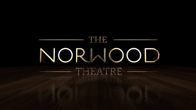 3D Logo - Norwood Theatre