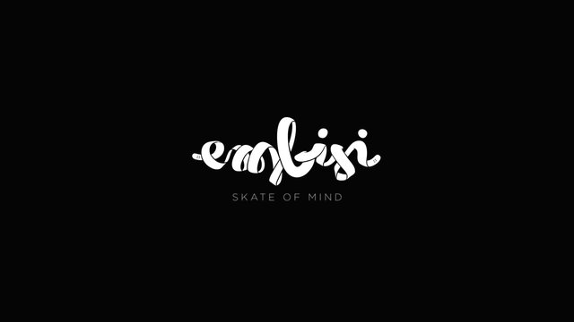 EMBISI - SKATE OF MIND