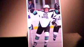 Rye High School Varsity Hockey - Senior Night