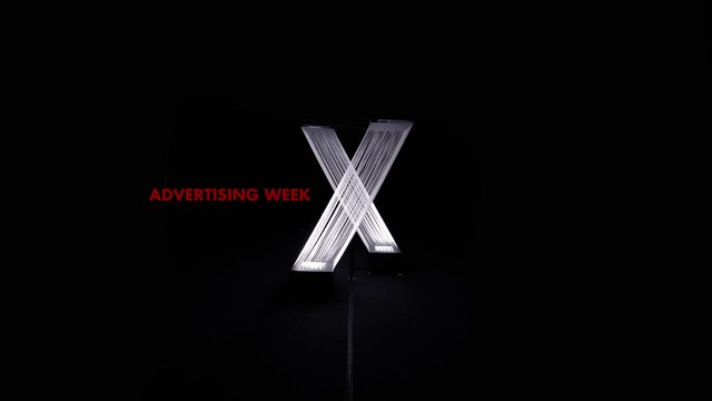 Advertising week X PROMO