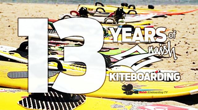 NKTV S03E06 - 13 Years of Naish Kiteboarding
