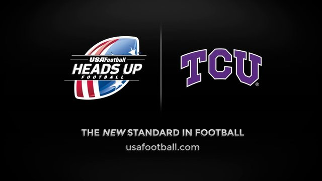 USA Football // Big 12 PSA / TCU
