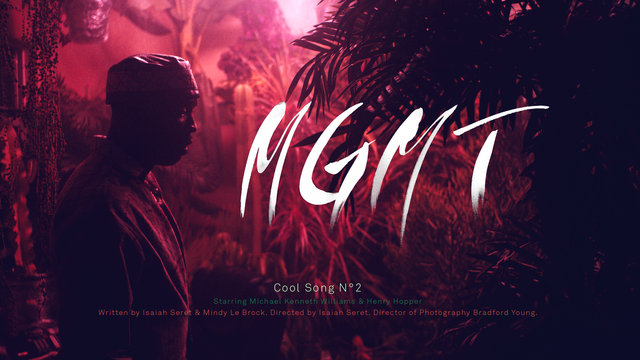 "MGMT ""COOL SONG NO. 2"""