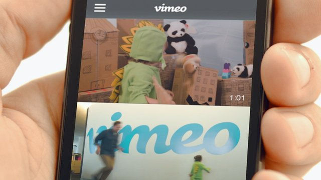 Kidzilla vs. The new Vimeo iOS app