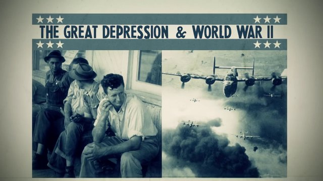 Teach-In on The Great Depression & World War II