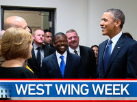 West Wing Week 9/20/13 or,  Every Moment of Every Day