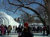 Test Video Ottawa Winterlude 2009 [HMC150]