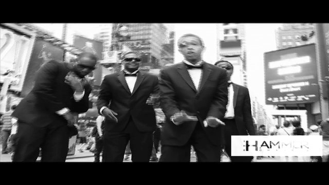 MC Hammer ft. Oakland Fight Club - All Around The World (Music Video)