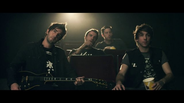 "All Time Low ""A Love Like War"" Feat. Vic Fuentes"
