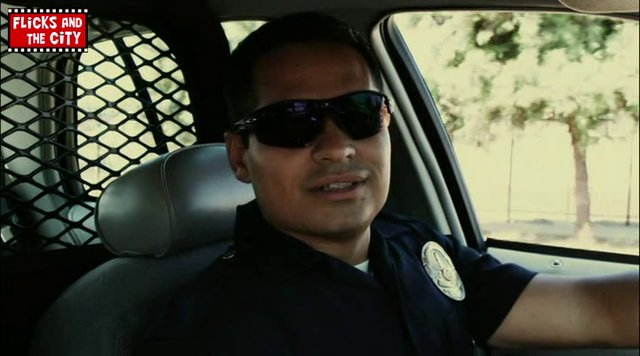Michael Pena Interview - End of Watch
