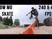 Slow Motion Skate Montage #2