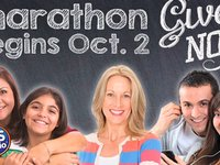 October 2nd is the beginning of Sharathon!