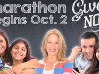 Sharathon starts next week!